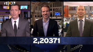 RTL Nieuws 'Terug naar gulden lost probleem niet op'