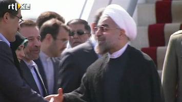 RTL Nieuws Felle reacties in Iran na toenadering Amerika