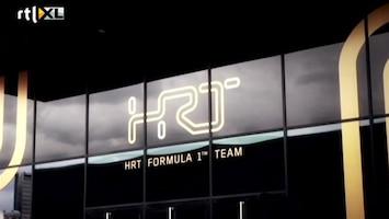 RTL GP: Formule 1 HRT's nieuwe hoofdkwartier