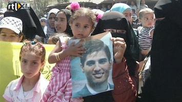 RTL Nieuws Winnaar Arab-idol als held ontvangen