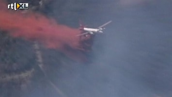 RTL Nieuws Grote bosbrand in natuurgebied Arizona