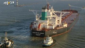 RTL Nieuws Grootste bulkcarrier ter wereld