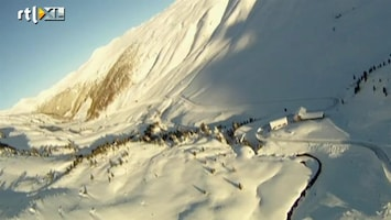 RTL Nieuws Lawinegevaar Alpen immens groot