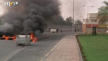 RTL Nieuws Protest in Bahrein