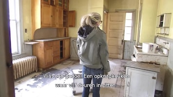 Verslaafd Aan Verbouwen Kitchen breakthrough