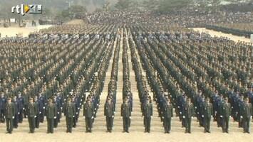 RTL Nieuws Noord-Korea bereidt zich voor op oorlog