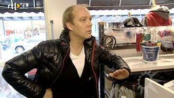 RTL Boulevard Derek Ogilvie in de maling genomen