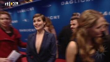 RTL Boulevard Angela's boezem ziet Daglicht