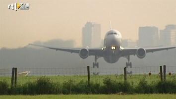 RTL Nieuws 'Vogels gevaar voor vliegverkeer'