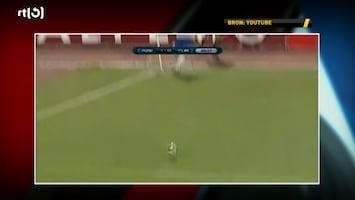 Voetbal International - Uitzending van 15-10-2010
