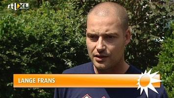 RTL Boulevard Zakelijke ruzie Lange Frans en Baas B. voorbij