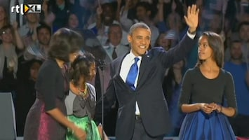 RTL Nieuws De complete overwinningsspeech van Obama
