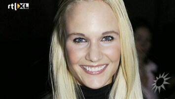 RTL Boulevard Kimberley Klaver breekt neus bij Sterren Springen