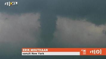 RTL Nieuws Immense ravage na tornado in Oklahoma