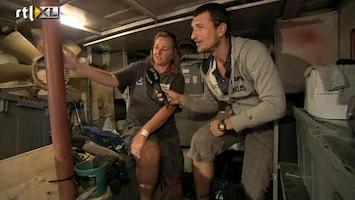 RTL GP: Dakar 2011 Labrie goes Dakar 25: op bezoek bij een vrouw bij Afraja