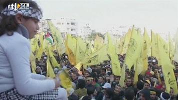 RTL Nieuws Feest in de Gazastrook