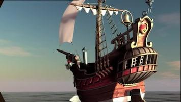 Piet Piraat - De Chinese Vaas