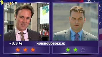 RTL Nieuws Eurocrisis houdt aan, gaat het in de VS beter?