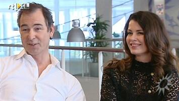 RTL Boulevard Erik de Vogel en Caroline de Bruijn over Romancing the Globe