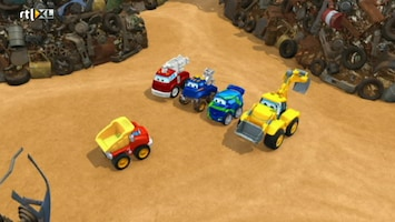 The Adventures Of Chuck And Friends - Trucks In Het Wild