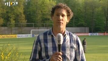 RTL Nieuws Eerste training Oranje voor EK