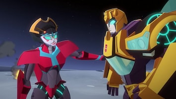 Transformers Cyberverse Afl. 1