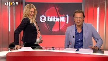 Editie NL Margreet gaat met zwangerschapsverlof