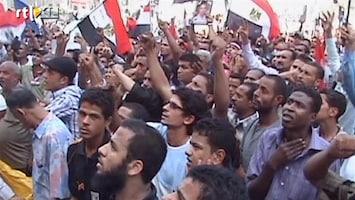 RTL Nieuws Tahrir-plein loopt weer vol