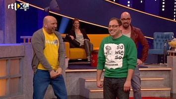 De Grote Improvisatieshow - Maik De Boer En Een Wervelende Reclameboodschap