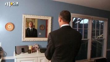 RTL Nieuws Evenbeeld Obama is razend druk