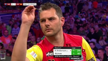 Rtl 7 Darts: World Cup Of Darts - Afl. 3