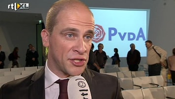 RTL Nieuws Diederik Samsom overtuigt achterban PvdA