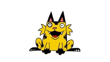Doodle - Cat