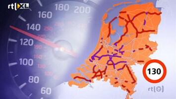 RTL Nieuws Het mag weer harder op de snelweg