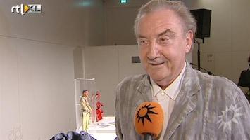 RTL Boulevard Schoenen-ontwerper Jan Jansen zit 50 jaar in het vak