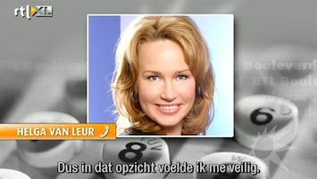RTL Boulevard De horrorvakantie van Helga van Leur