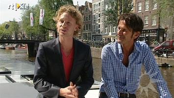 RTL Boulevard Gay Parade met Ewout Genemans en Cornald Maas