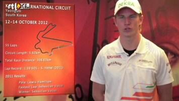 RTL GP: Formule 1 - Samenvatting Rondje circuit Korea