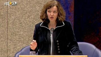 RTL Nieuws Schippers: 'Kamer, leer rekenen'