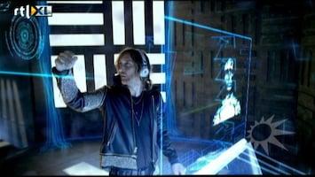 RTL Boulevard Eerste beelden nieuwe David Guetta