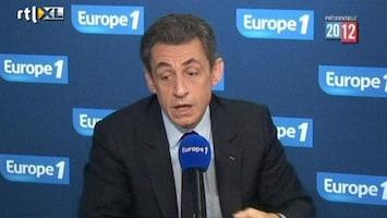 RTL Nieuws Sarkozy loopt in bij Franse peilingen