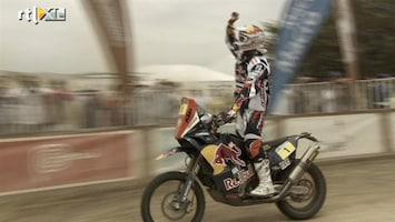 Rtl Gp: Dakar - De Motoren: Complete Samenvatting Dakar 2013