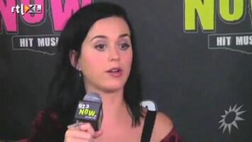 RTL Boulevard Katy Perry is terug