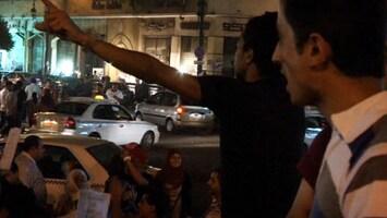 RTL Nieuws Fel protest tegen verkiezingsuitslag Egypte