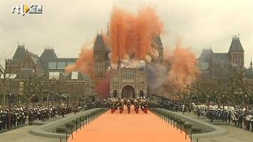 RTL Nieuws Spectaculaire heropening van het Rijksmuseum