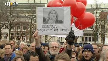 RTL Nieuws Leraren werken niet