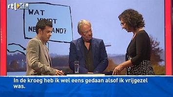 Wat Vindt Nederland? - In De Kroeg Heb Ik Wel Eens Gedaan Alsof Ik Vrijgezel Was