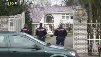 RTL Nieuws Arrestaties bij huiszoekingen Den Bosch