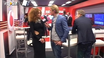 The Voice Of Holland: The Results De druk wordt steeds hoger