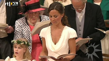 RTL Boulevard Pippa Middleton is hot!